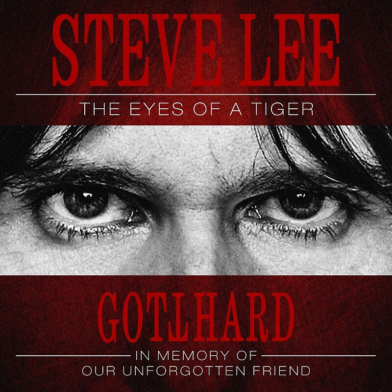 Steve Lee - The Eyes Of A Tiger