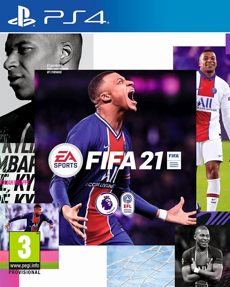 FIFA 21 [PS4/Upgrade to PS5] (D/F/I)