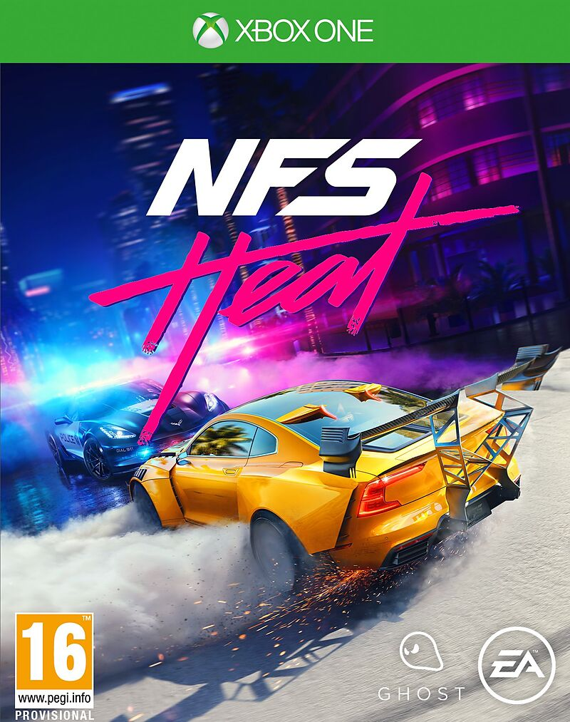 Need for Speed - Heat [XONE] (D/F/I)